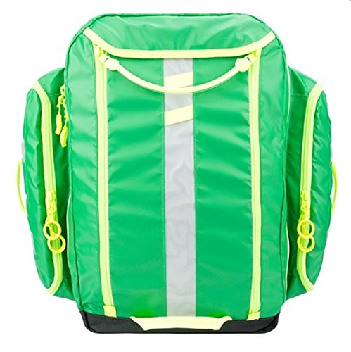 Stat Packs Quickroll Intubation Kit - StatPacks G3 Breather EMS Airway Control Medic Backpack Bag Green Stat Packs