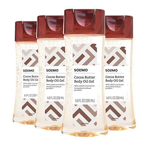 Amazon Brand Solimo Cocoa Butter product image