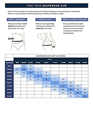 Leonisa Women's Smooth Tummy Control Panty Shaper