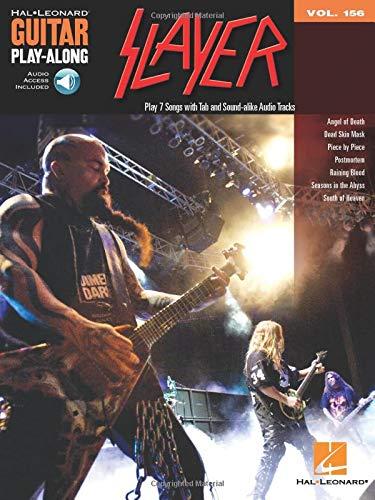 Slayer Gitarre Noten tab Sammlung song book tablature