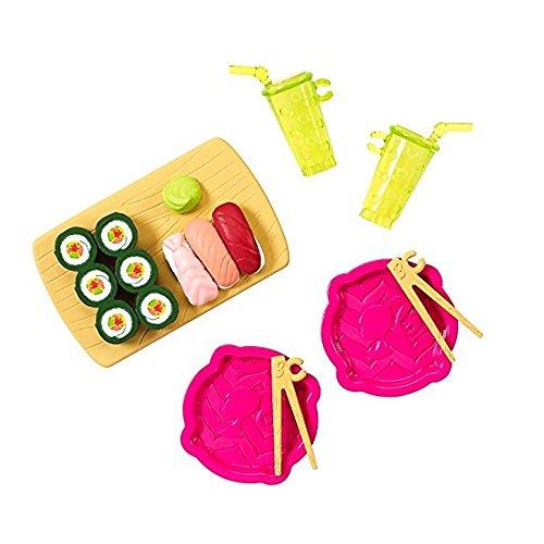 Barbie - Wohnaccessoires Set - Küche Kochen und Zubehör
