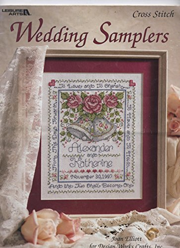 {Samplers} Wedding Samplers (Sampler Wedding Cross Patterns Stitch)