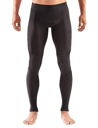 b8f22ada971 DELRES Men Compression Tights Running Leggings Workout Yoga Pants
