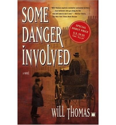 [ Some Danger Involved [ SOME DANGER INVOLVED ] By Thomas, Will ( Author )May-01-2005 Paperback ebook