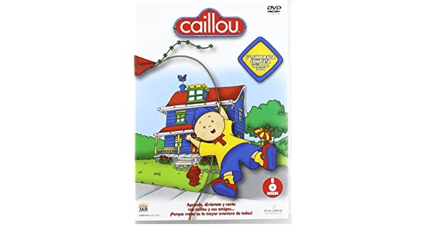 Amazon.com: Pack: Caillou - Temporada 1 Completa (Import Movie) (European Format - Zone 2) (2010) Dibujos Animados; Lar: Movies & TV