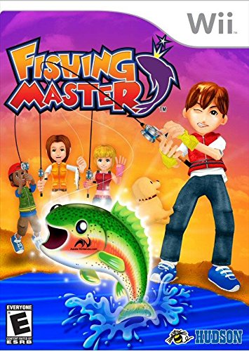 fishing wii - 1