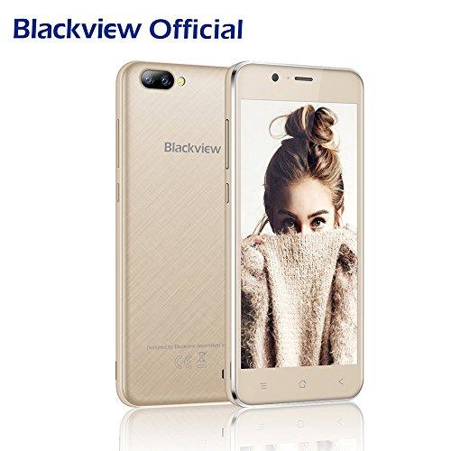 Cheap Mobile Phone, Blackview A7 Dual Samsung Rear Cameras (5 MP + 0.3 MP),...