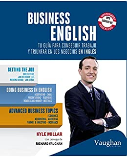 Business english spanish edition kindle edition by kyle millar business english spanish edition by millar kyle fandeluxe Gallery
