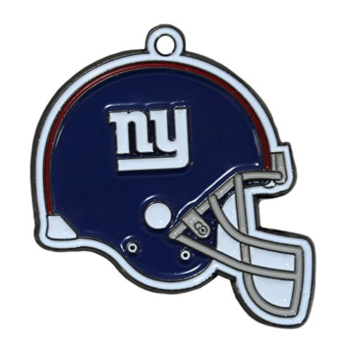 NFL Dog TAG - New York Giants Smart Pet Tracking Tag. - Best Retrieval System for Dogs, Cats or Army Tag. Any Object You'd Like to Protect