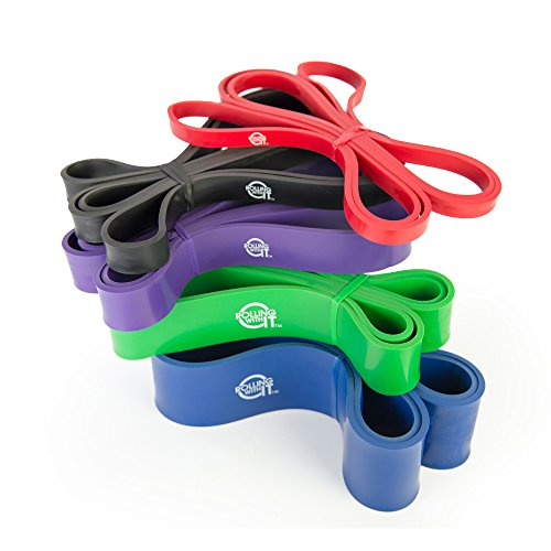 Inch Mobility Stretch Resistance Bands