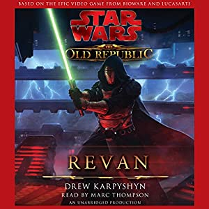 Star Wars: The Old Republic: Revan Hörbuch