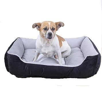 Amazon.com: XXNOO mascotas suave cesta alfombrillas hogar ...