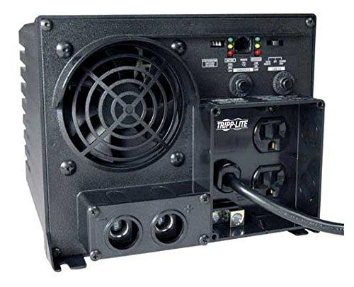 Tripp Lite APS750 Inverter / Charger 750W 12V DC to 120V AC