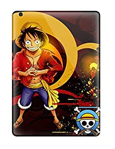 For WeCmUMX4314zfkFE Luffy Protective Case Cover Skin/ipad Air Case Cover