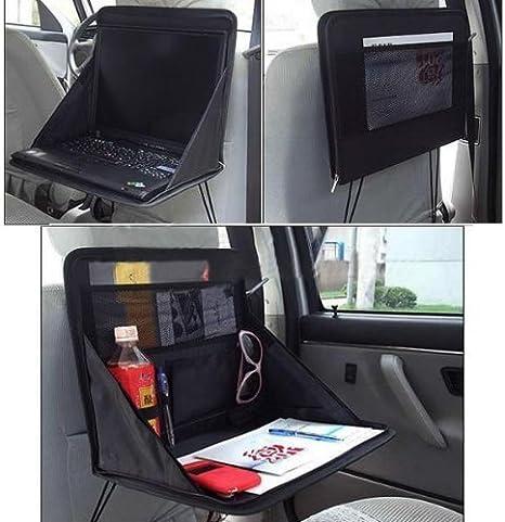 Plateau de travail ou repas Support FireAngels pour ordinateur portable Pour si/ège arri/ère de voiture