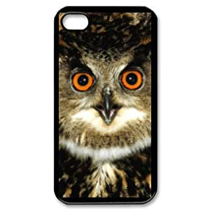 iPhone 4,4S Phone Case owl FH59776