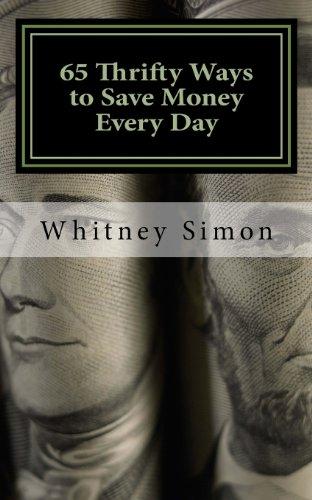 65 Thrifty Ways to Save Money Everyday