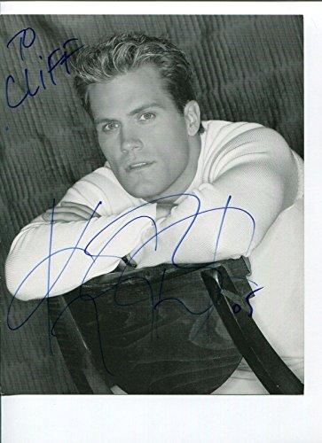 Kyle Brandt Days of Our Lives Rome Is Enthusiastic Signed Autograph Photo