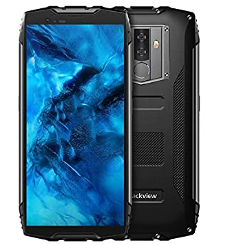 Blackview BV6800 Pro Smartphone Libres- Movil Todoterreno de 5.7 Pulgadas FHD +, Batería de 6580mAh de BAK (30 días en Espera), Impermeable IP68/A ...