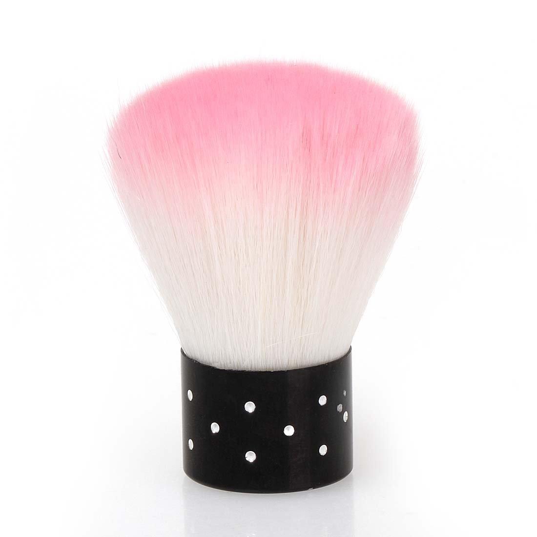 Amazon.com : BMC Pink Colored Synthetic Fiber Acrylic Manicure ...