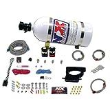 97-04 C5 LS1 LS6 Corvette NX 78MM Nitrous System w/ 10lb Bottle