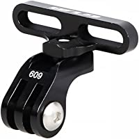 Kamera sportowa kompatybilna z uchwytem GoPro na kierownicę rowerową