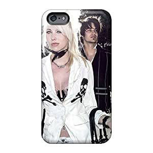 Shock Absorbent Cell-phone Hard Covers For Iphone 6 With Provide Private Custom Nice Avantasia Band Image AlainTanielian