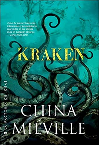 Kraken (Bonus): Amazon.es: China Miéville, Beatriz Ruiz Jara: Libros