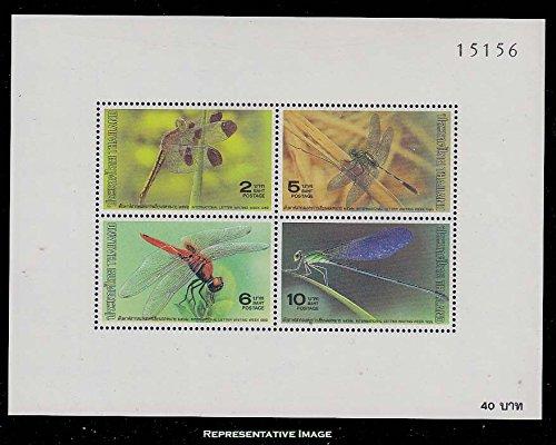 Thailand Stamp Sheet - 6