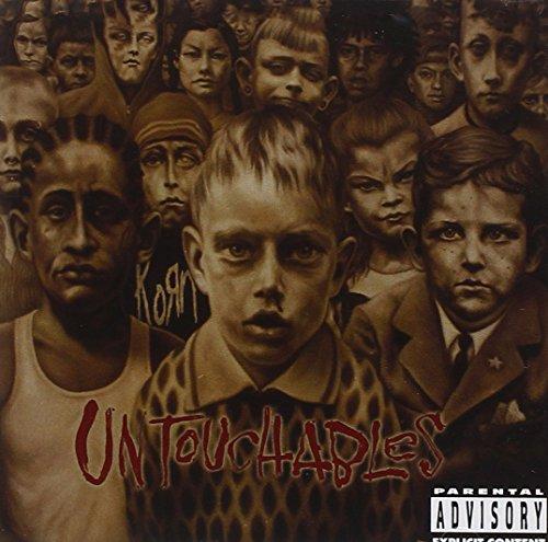 CD : Korn - Untouchables (CD)