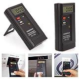 HDE Portable Electromagnetic Radiation EMF Meter Dosimeter DT-1130 Digital Tester