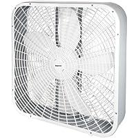 Impress IM-720 BX 20-Inch 3-Speed Box Fan White