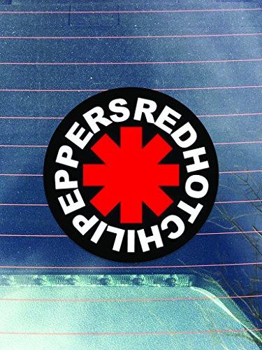 Red Hot Chili Peppers Vinyl Decals Sticker  | Cars Trucks Va