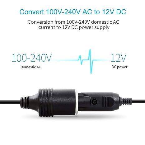 Digit.Tail Transformadores de corriente CA a CC [220V/230V/240V a ...
