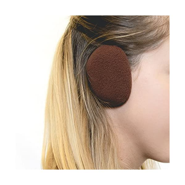 Sprigs Earbags Bandless Ear Warmers/Earmuffs with Thinsulate