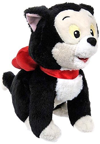 Disney Junior Minnies Pet Cat Figaro 8 Inch Bean Bag -