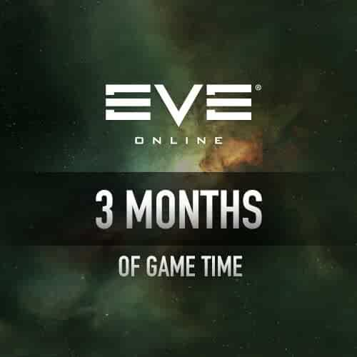 3 Months Subscription: EVE Online [Instant Access]