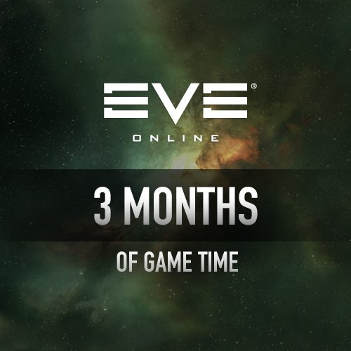 amazoncom 6 months subscription eve online instant access video games - Online Time Card