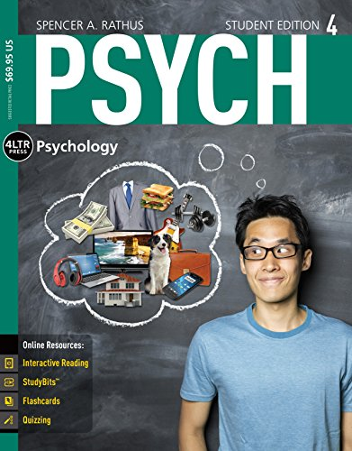 PSYCH4 (New, Engaging Titles from 4LTR Press) Pdf