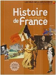 L'encyclopédi@ Histoire de France par Romain Pigeaud