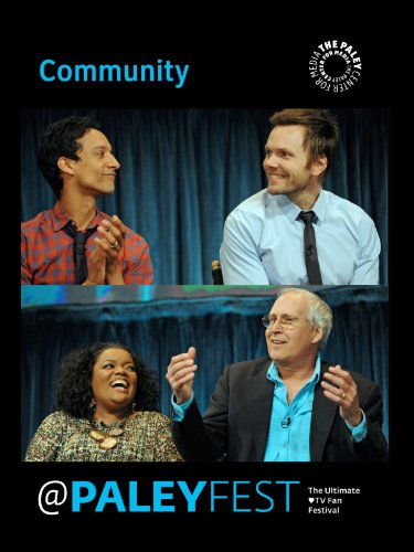 Community: Cast & Creators Live at PALEYFEST 2014