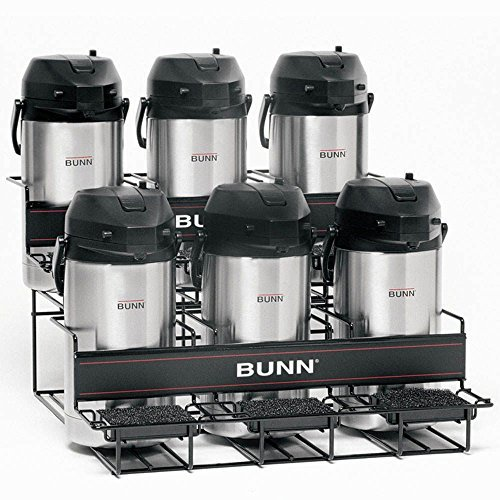 BUNN Universal Airpot Rack for 6 Airpots by ()