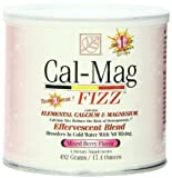 Baywood Cal Mag Fizz Powder, Mixed Berry, 17.4 Ounce Review
