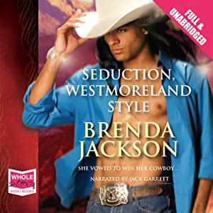 Seduction Westmoreland Style Audiobook
