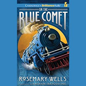 On the Blue Comet Audiobook