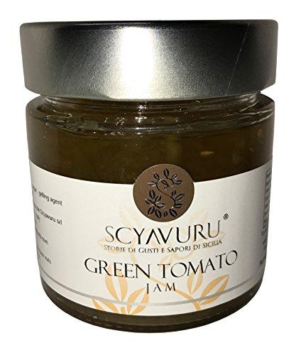 - Scyavuru Green Tomato Jam 8.8 oz (Pack of 2)