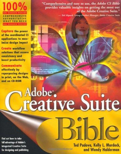 Adobe Creative Suite Bible -