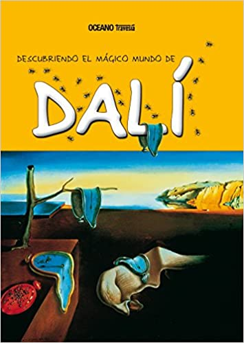 Descubriendo el mágico mundo de Dalí: El artista surrealista que pintaba sus sueños: Amazon.es: Maria J. Jordà: Libros