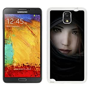 New Beautiful Custom Designed Cover Case For Samsung Galaxy Note 3 N900A N900V N900P N900T With Women Close Up (2) Phone Case