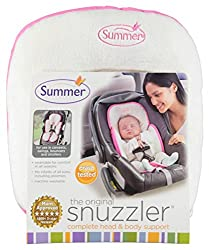 Summer Infant Snuzzler Infant Support for Car Seats and Strollers from Summer Infant